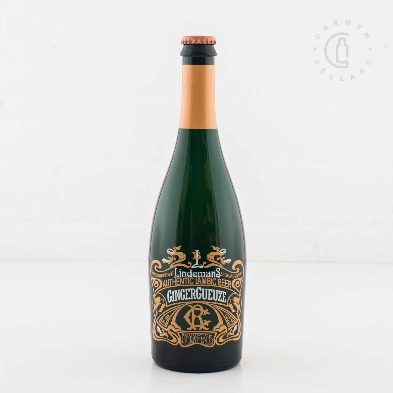 Lindemans GingerGueuze