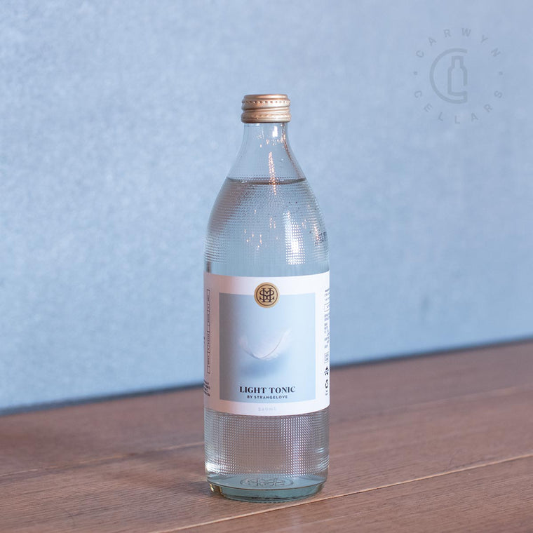Strangelove Light Tonic 500ml Bottle