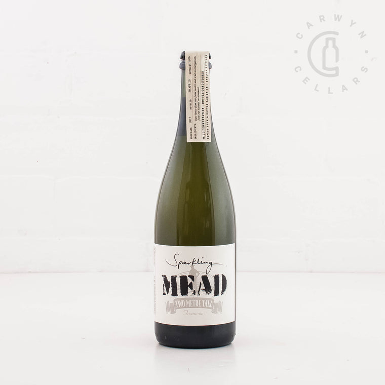Two Metre Tall Sparkling Mead 2017