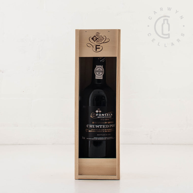 Fonseca Bicentenary Edition Crusted Port