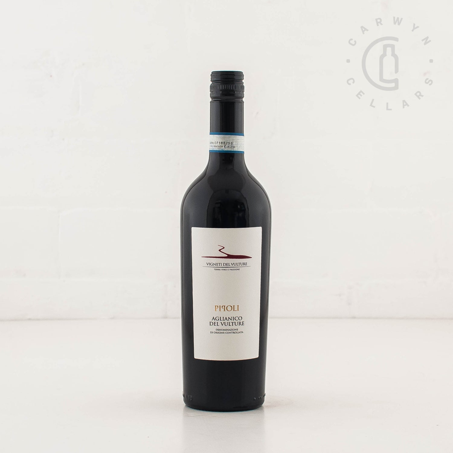 Pipoli Aglianico Del Vulture 2017 750ml