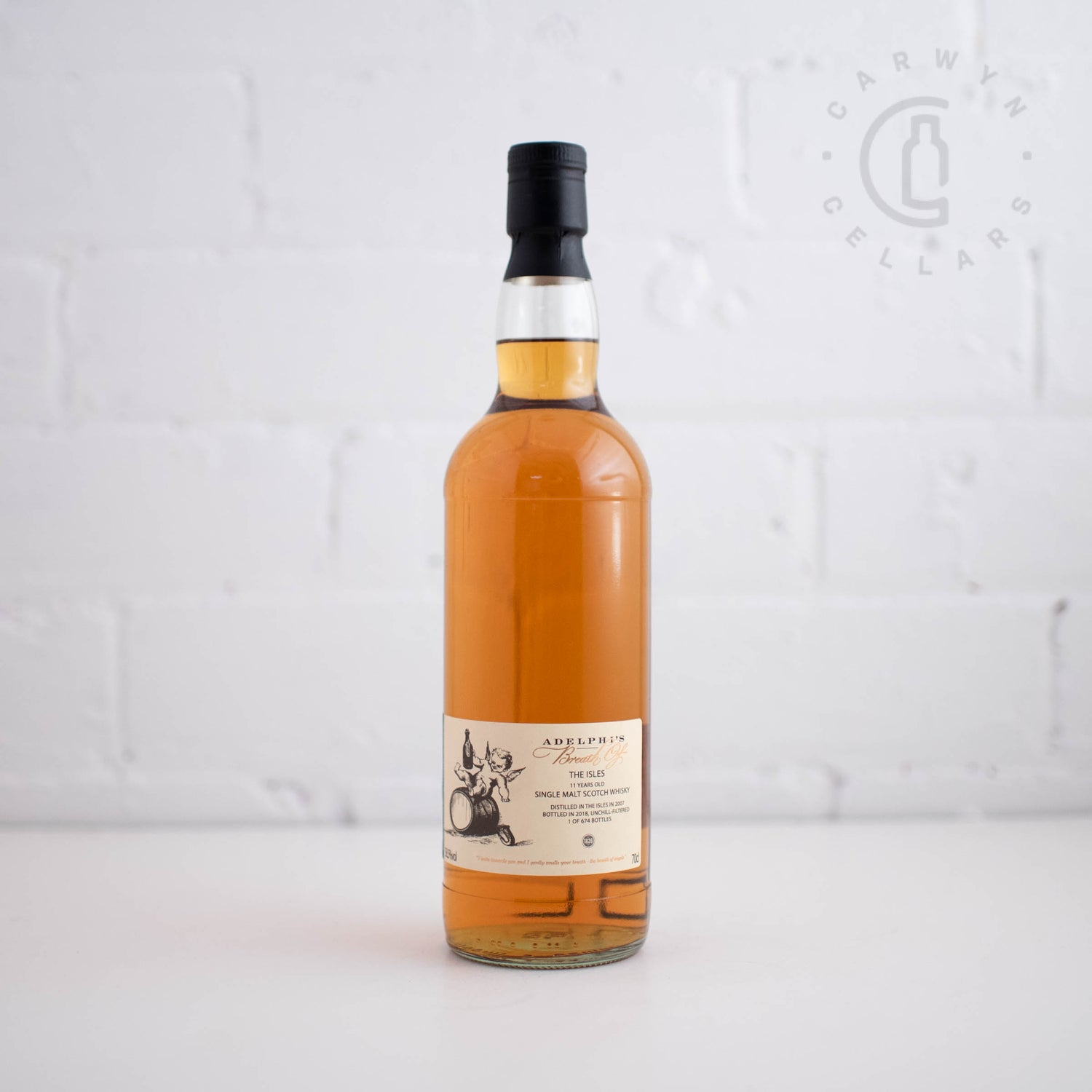 Adelphi Breath of The Isles 11YO Sherry Cask 700ML