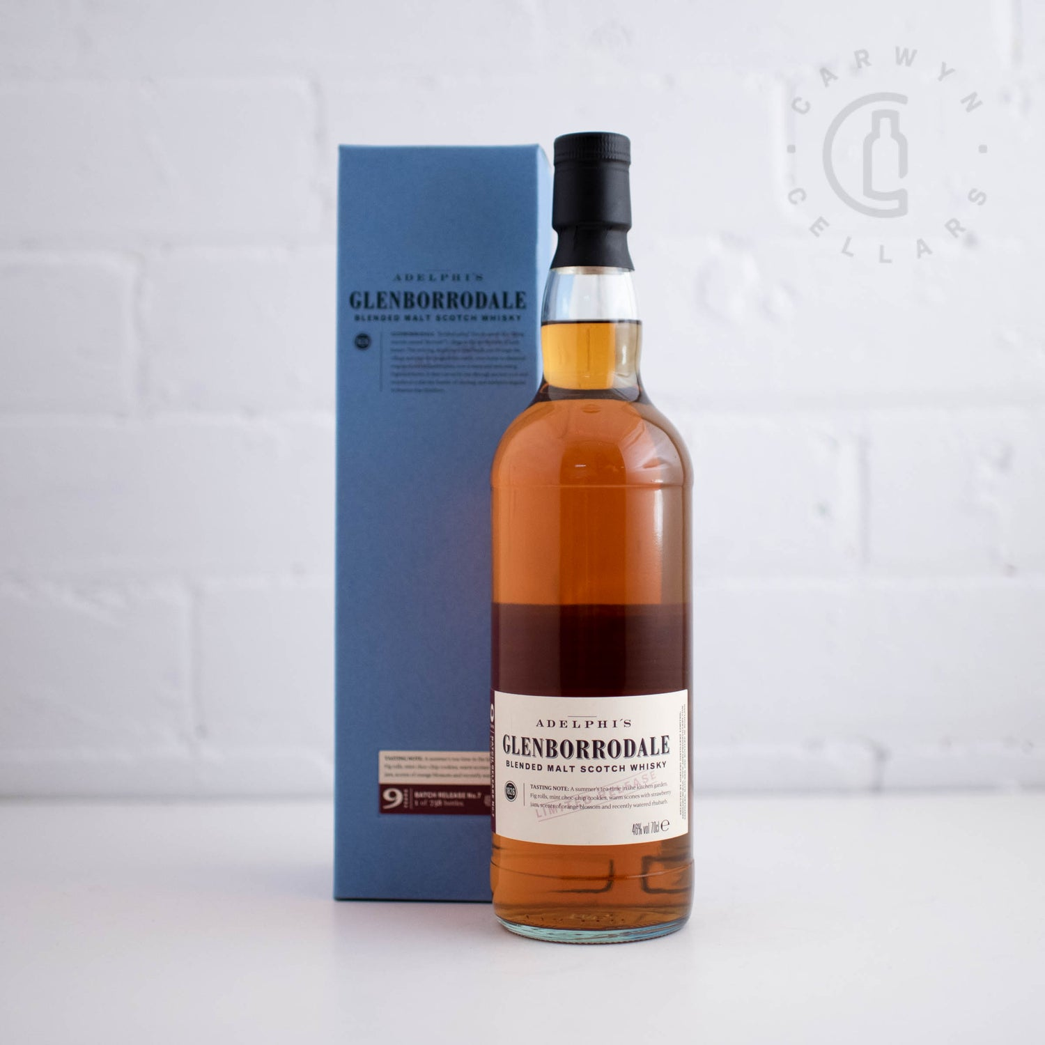 Adelphi - Glenborrodale 9YO Batch 7 Sherry Cask 700ml