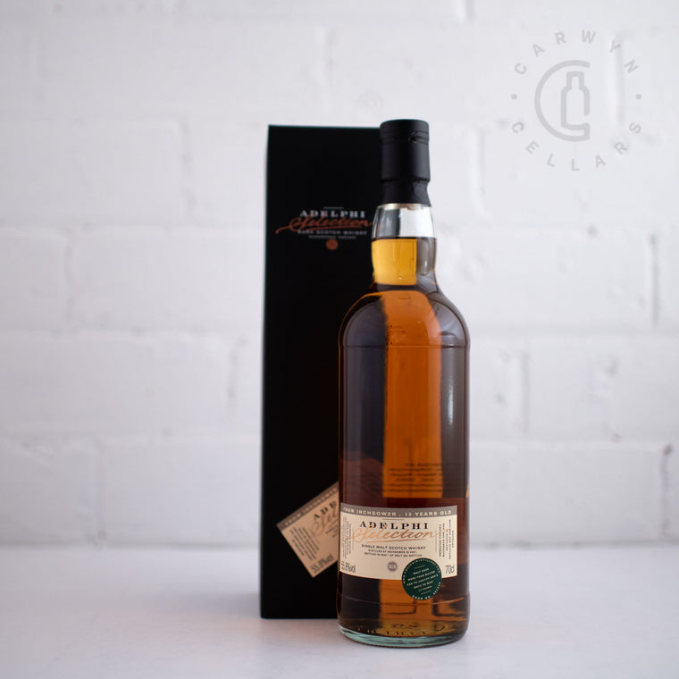 Adelphi-Inchgower 12YO 700ml