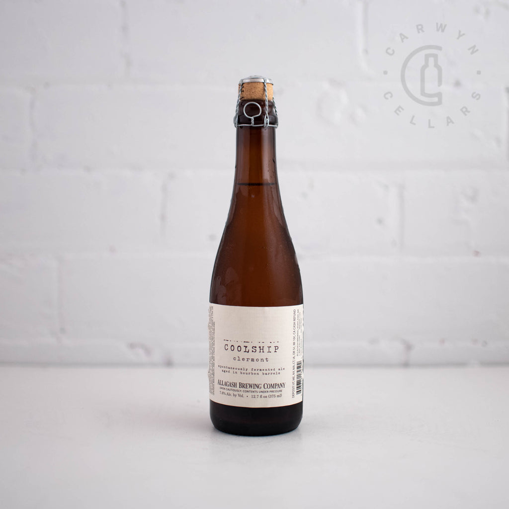 Allagash-Coolship Clermont 2020