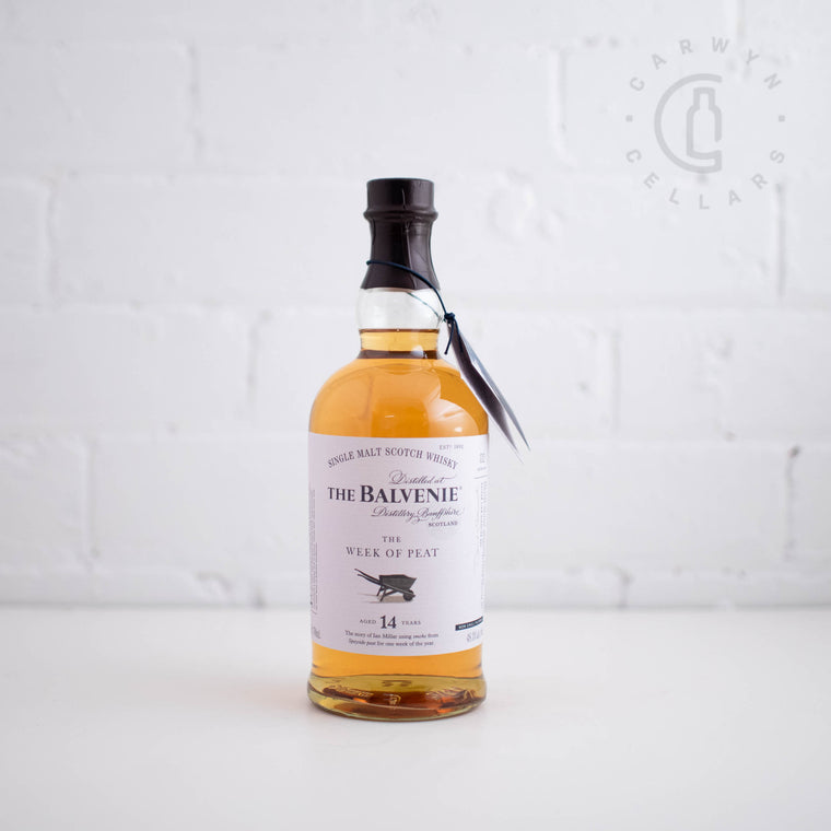 The Balvenie Week of Peat 14YO 700ml