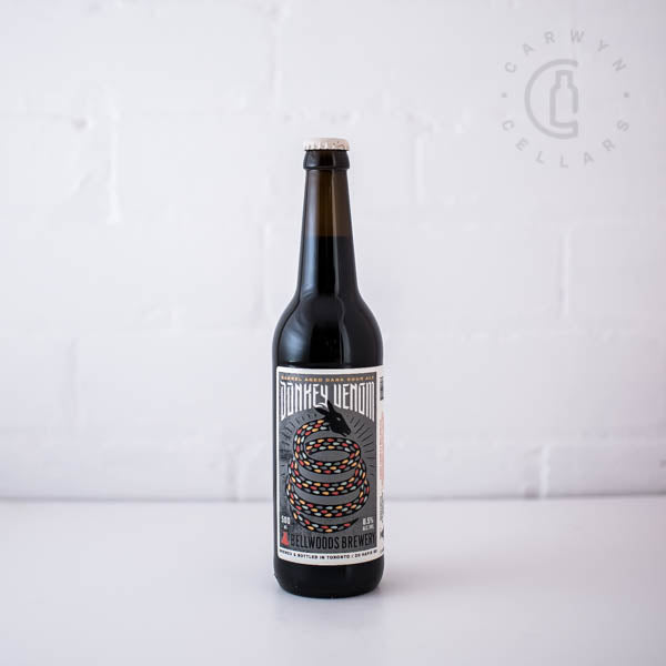 Bellwoods Donkey Venom 2019 BA Dark Sour 500ml