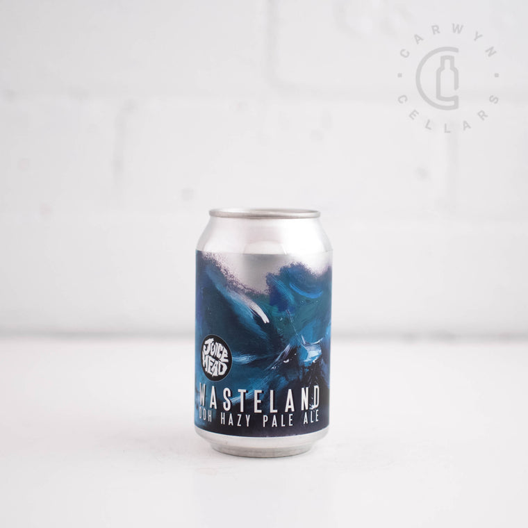 Juice Head Wasteland Hazy Pale