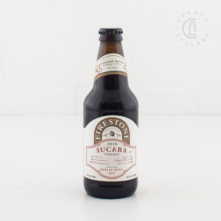 Firestone Walker Sucaba 2018