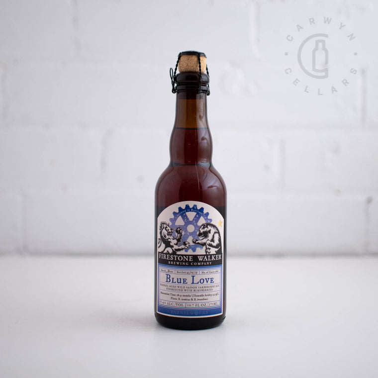 Firestone Walker Blue Love Bottle 375ml