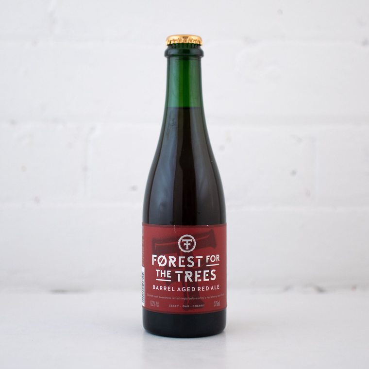 Forest for the Trees-Barrel Aged Red Ale Bottle 375ml