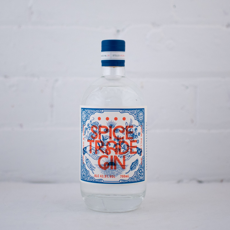 Four Pillars-Spice Trade Gin 700ml