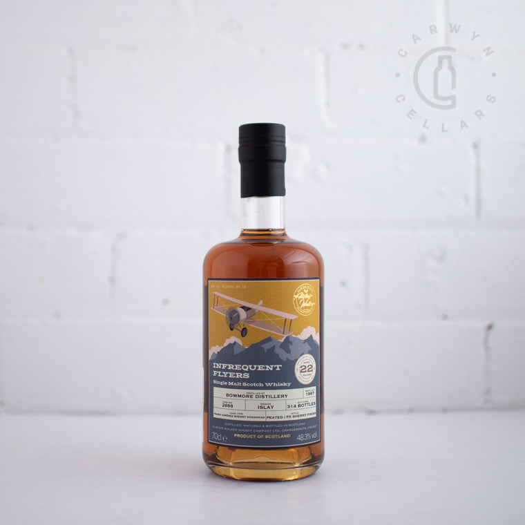 Infrequent Flyers #18 Bowmore 1997 700ml
