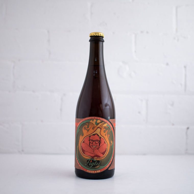 Jester King Figlet Bottle 750ml