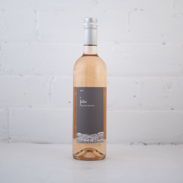 Jules IGP Mediterranee Rose750ML