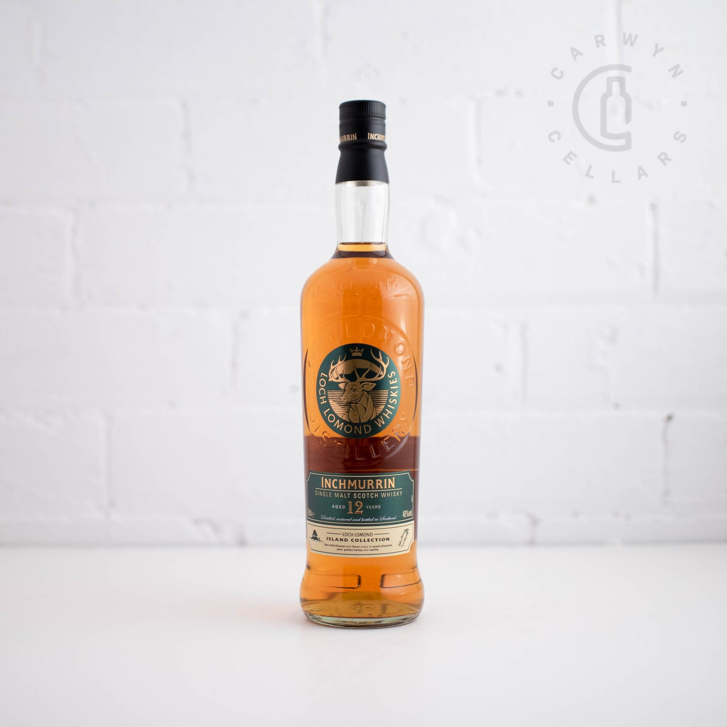 Loch Lomond Inchmurrin 12YO 700ml