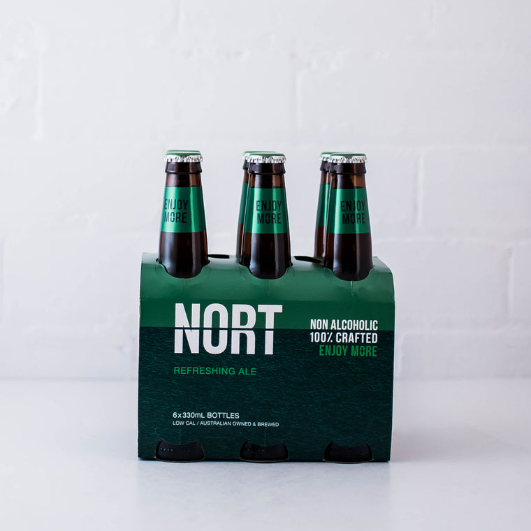 Nort Non Alcoholic Refreshing Ale