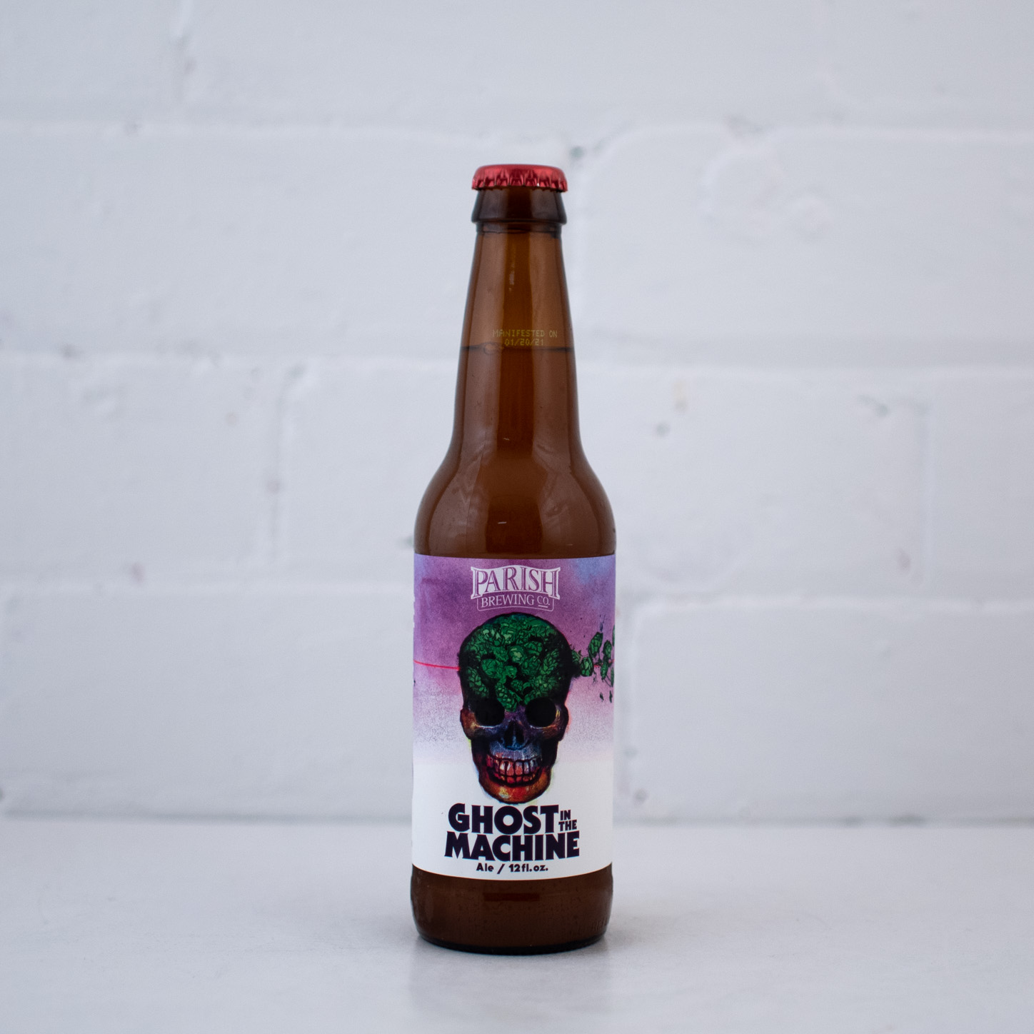 Parish-Ghost in the Machine 355ml