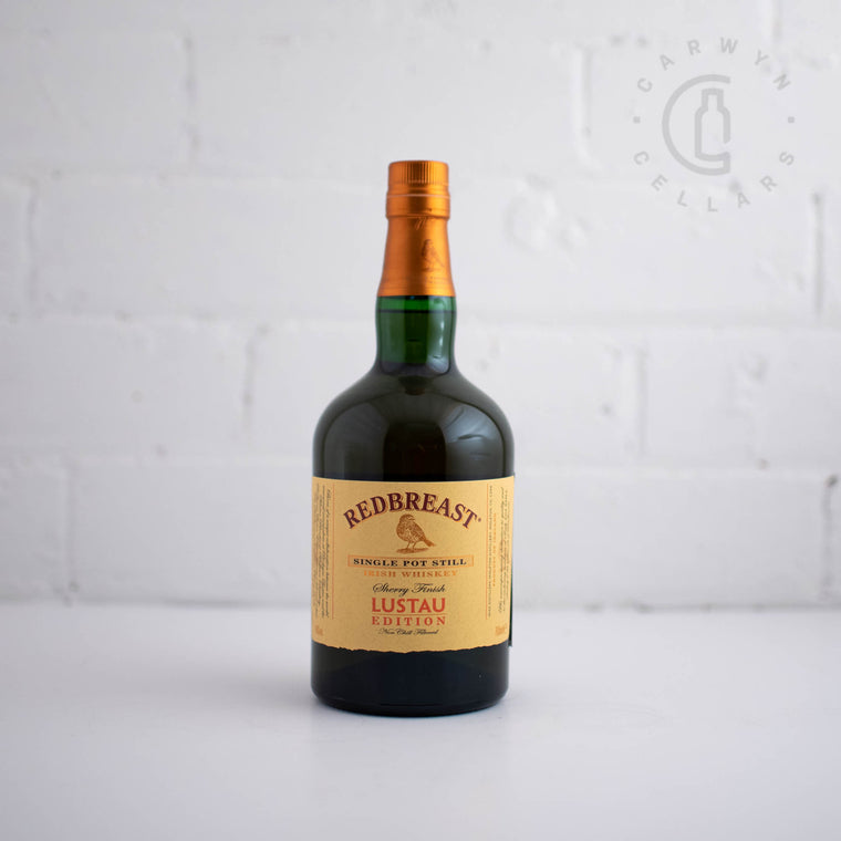 Redbreast Lustau Single Pot Whiskey 700ml