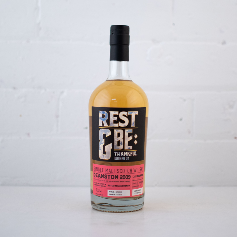 Rest & Be Thankful Deanston 2009 10YO 700ML