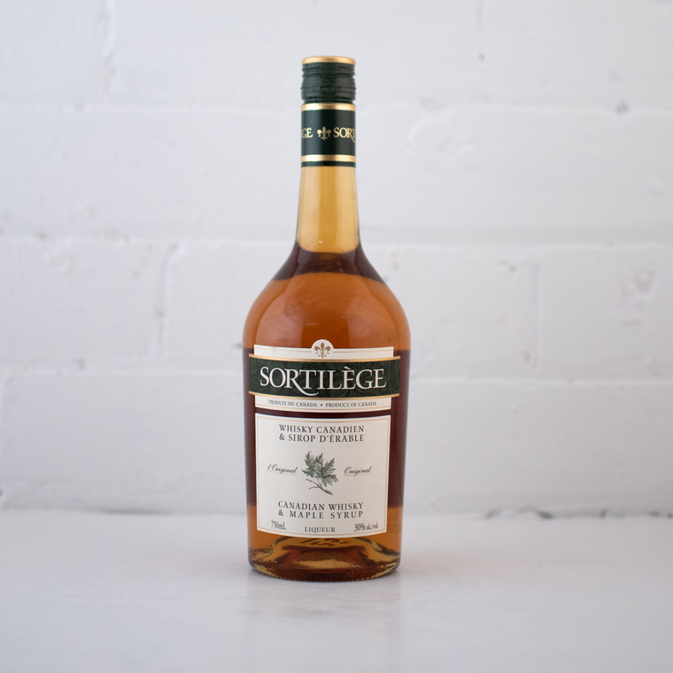 Sortilege Whisky Maple Liqueur 750ML