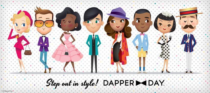 Join us  at DAPPER DAY EXPO