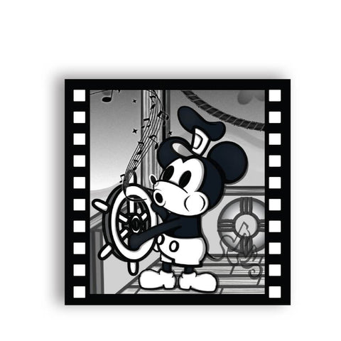 Steamboat Willie Magnet (#27m)