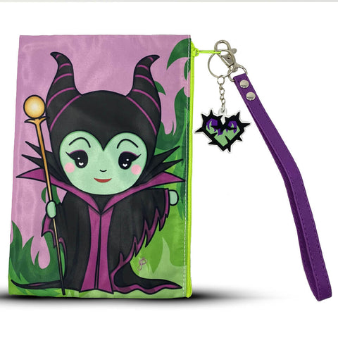 Maleficent Wristlet Bag