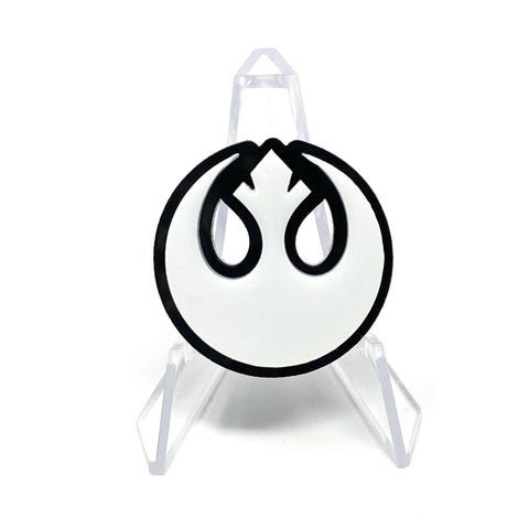 Rebel Alliance Acrylic Pin