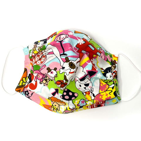 Face Mask - Super Kawaii