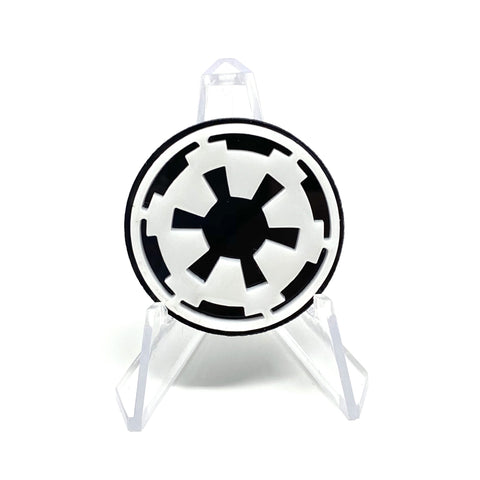 Galactic Empire Acrylic Pin