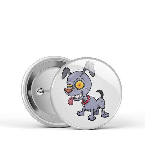 Zombie Dog Button