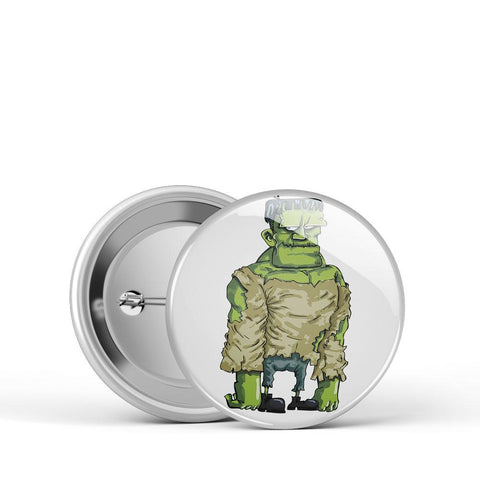 Frankenstein's Monster Button
