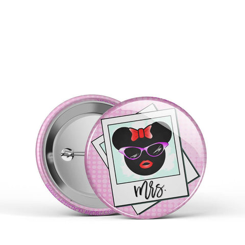 Mrs Mouse Button - Artistic Flavorz