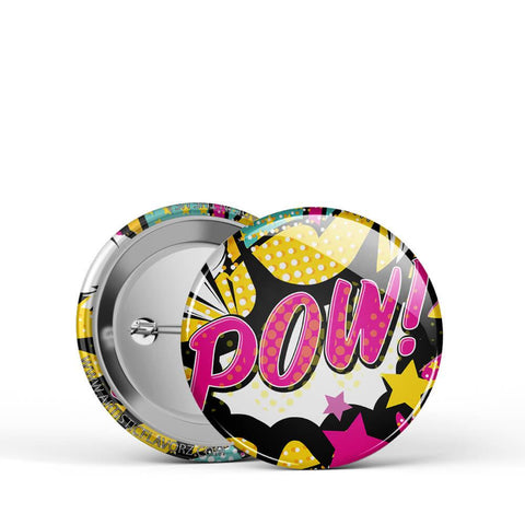 Pow! Button