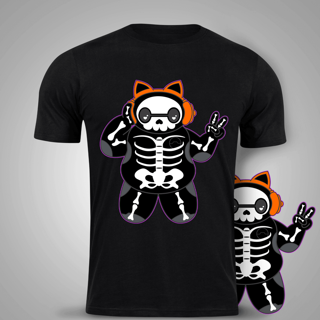 DJ Skelly Max T-Shirt