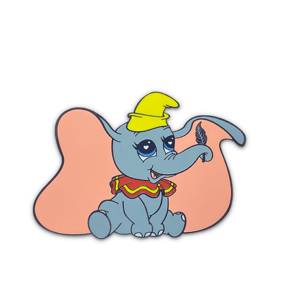 Lucky Elephant Enamel Pin