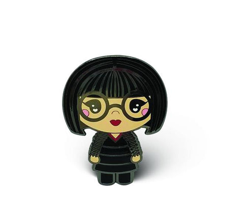 Edna Mode Enamel Pin (Chibi Kawaii)