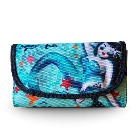 Martini Mermaids Wallet