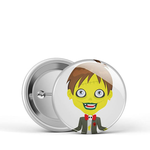 Made for Each Other Boy Button