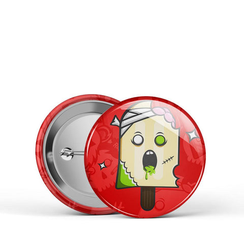 Zombie Popsicle Button