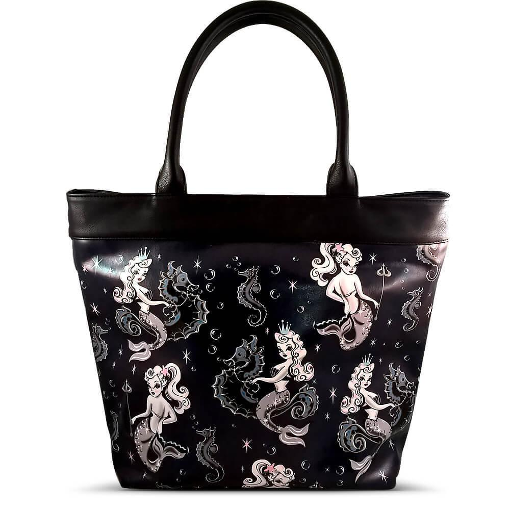 Pearla Mermaid Tote Bag