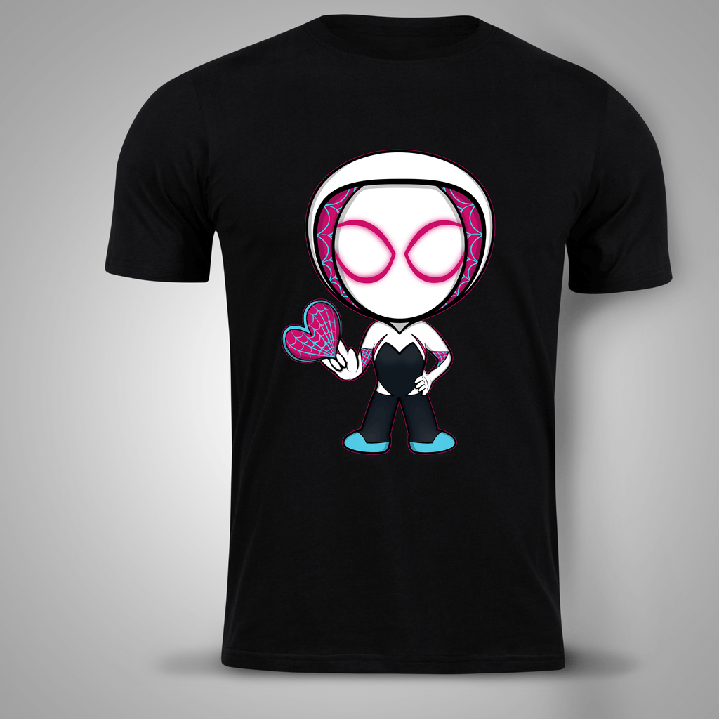 Web Swinger Girl T-Shirt