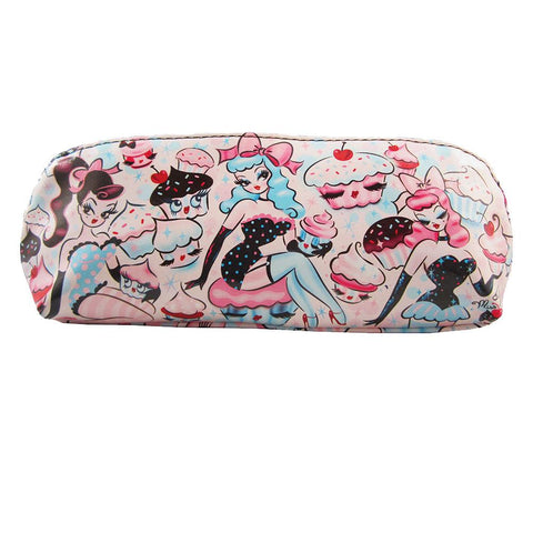 Cupcake Dolls Cosmetic Bag