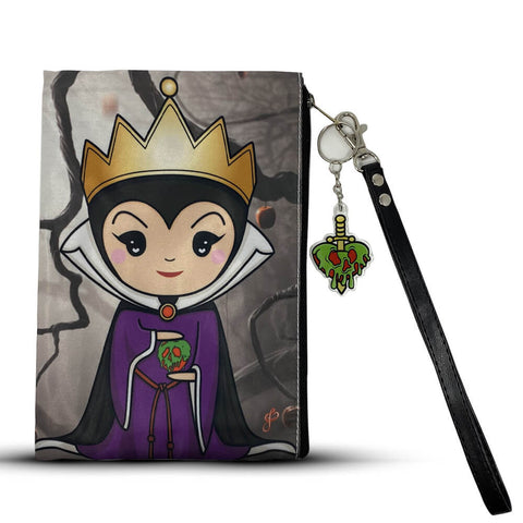 Mirror Queen Wristlet Bag