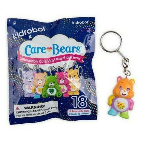 Care Bears Vinyl Keychain Blind Bag by Kidrobot