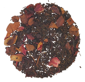 Load image into Gallery viewer, Rose Tea- Black