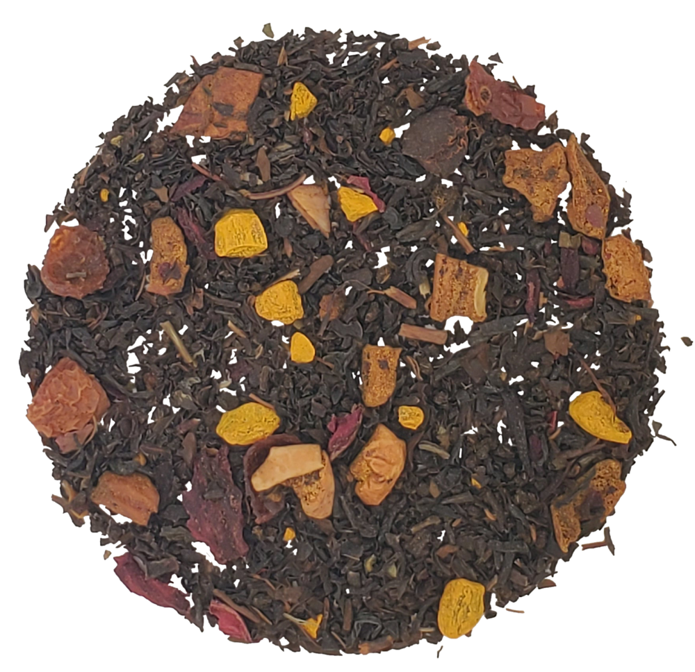 Turmeric Tea- Black
