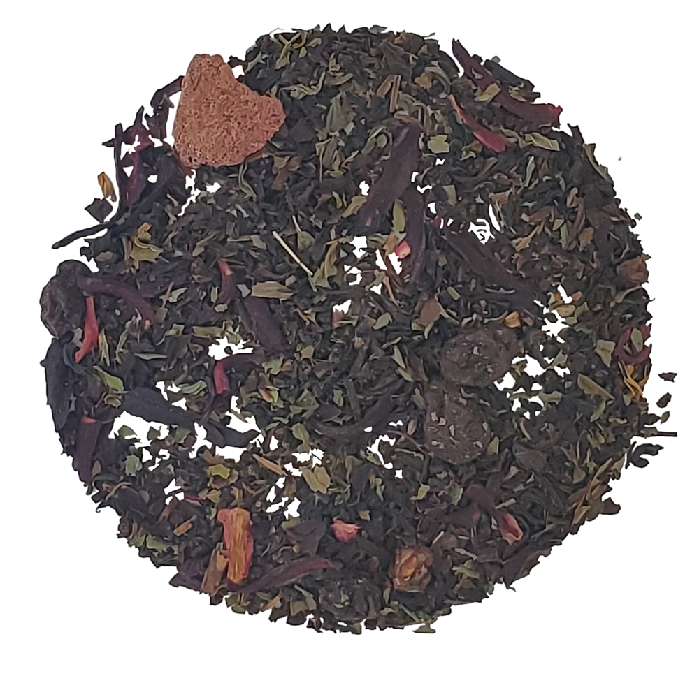 Blueberry Mint Black Tea