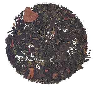 Load image into Gallery viewer, Blueberry Mint Black Tea